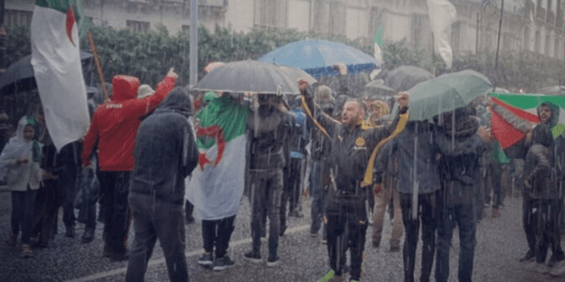 Algerie : manifestation