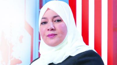 Naima Salhi, députée raciste controversée