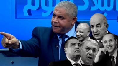Slimane Sadaoui, député FLN controversé