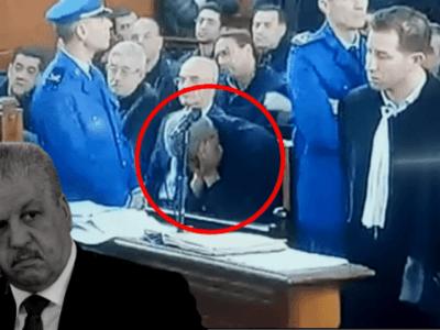 Algérie : Sellal éffondré devant le juge