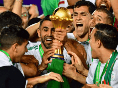 Algérie : champion CAN