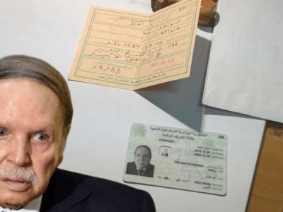 Algérie : Abdelaziz Bouteflika vote aux élections