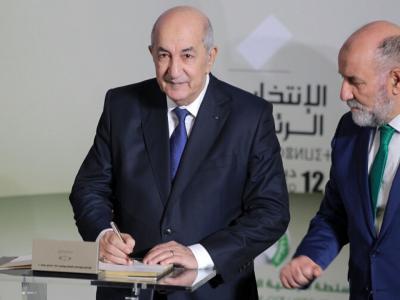 Algérie : Abdelmadjid Tebboune nouveau président de la République