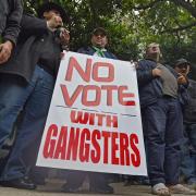 Algérie : des poursuites judiciaires contre les manifestants anti élections