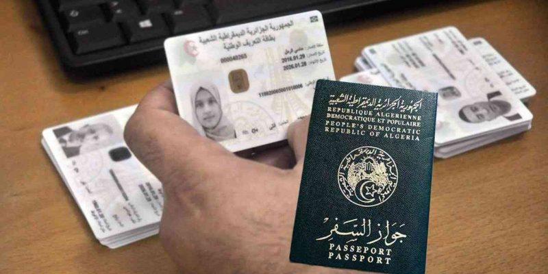 suivi carte d identité algérienne Algérie : Nouveau service pour obtenir sa carte d'identité biométrique