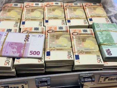 Algérie : douanes euro contrebande
