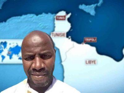 Algérie : Tunisie Libye, algérien disparu