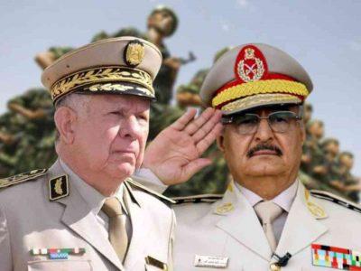 Algérie/Libye : Armée Algérienne