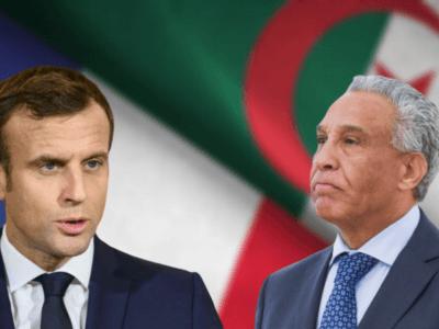 Salah Lebdioui Ambassadeur d'Algérie en France