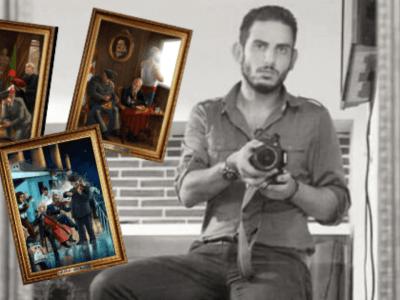 Algérie : Le dessinateur et caricaturiste Nime