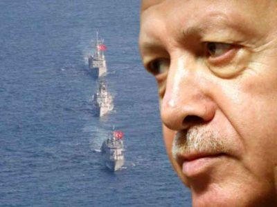 Algérie : Turquie bateaux Erdogan