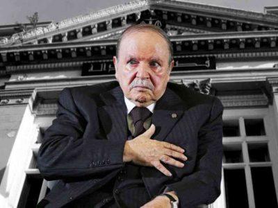 Algérie : Abdelaziz Bouteflika justice
