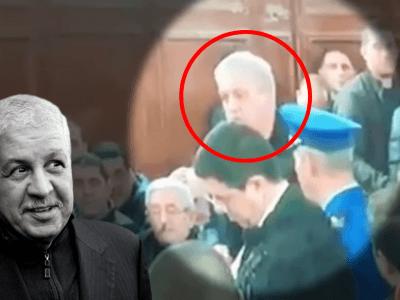 Algérie : Sellal pleure devant le juge