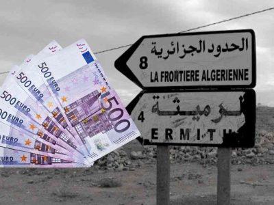Algérie : Tunisie douane saisie devises