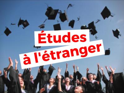 Algérie : Démarches/Études à l'étranger