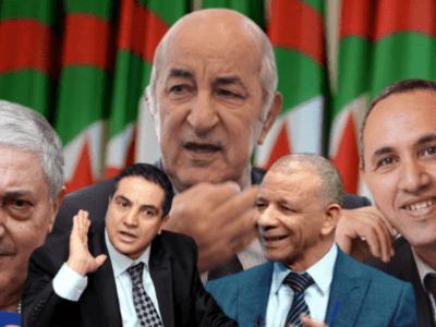 Algérie : taux de participation aux élections présidentielles