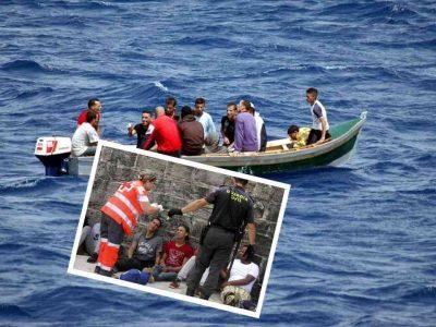 Algérie : Harraga Espagne