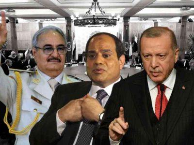 Libye : Intervention militaire Egypte Turquie
