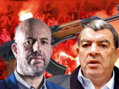 Algérie : Mellal Hannachi