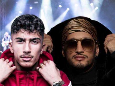 Algérie : Soolking feat Mero