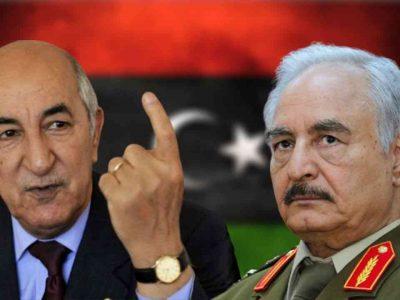 Algérie Libye : Tebboune Haftar