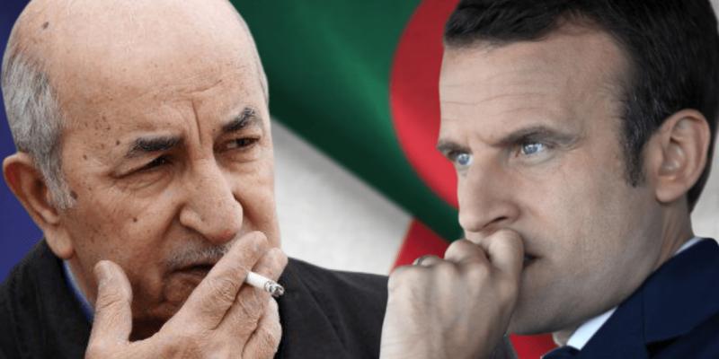 Algérie / France : Tebboune attaque Macron