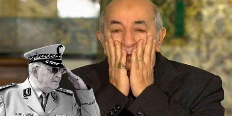 Algérie : Tebboune Gaid Salah
