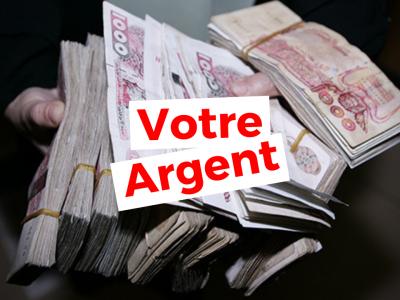 Votre Argent : salaire moyen, salaire minimum, capital, finances épargne et retraire