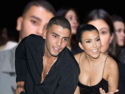 Algérie : Younes Bendjima Kourtney Kardashian