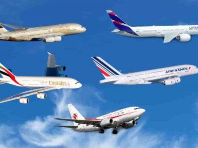 Algérie : classement compagnies aériennes 2020