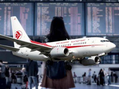 Air Algérie perturbation janvier 2020