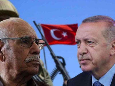 Algérie : Bouregaa Erdogan Turquie Libye