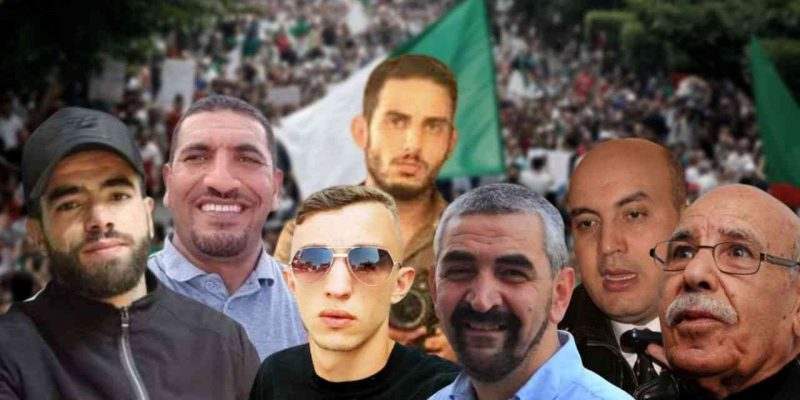 Algérie : Détenus d'opinion