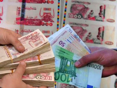 Algérie : Marché noir informel dinar