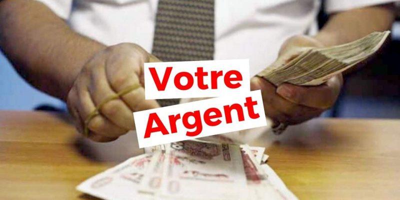 Algérie : Impot revenu salaire (IRG) 2020