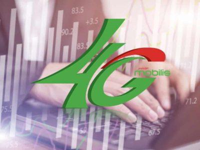 Algérie 4G internet mobilis