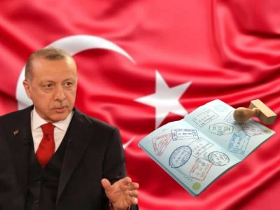 Visa Algérie Turquie