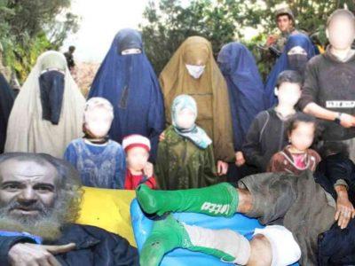 Algérie : famille terroriste armée