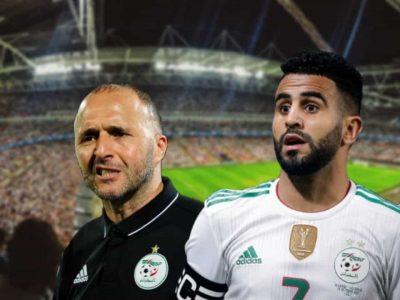 Algérie : Belmadi Mahrez