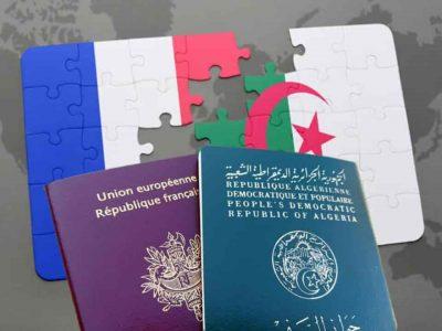 Binationaux algériens loi Algérie France