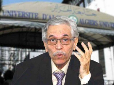Algérie Chitour enseignement