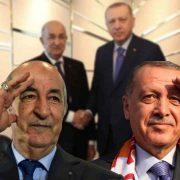 Algérie Turquie : Tebboune Erdogan