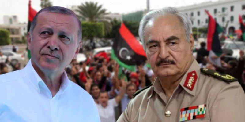 Libye/Turquie : Erdogan Haftar