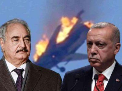 Libye/Turquie : Haftar Erdogan