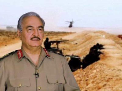 Haftar Libye Tripoli