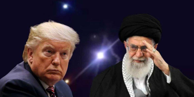 Iran USA : Trump Khamenei