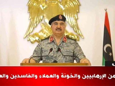 Libye : Haftar djihad Turquie