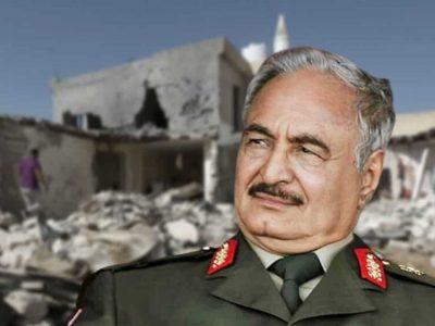 Libye : général Haftar