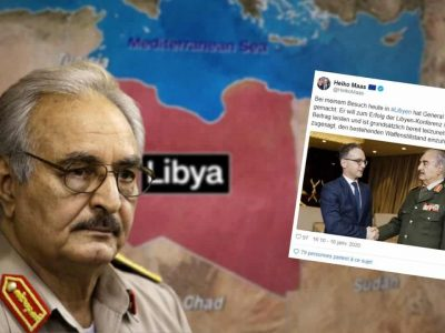 Libye Haftar conférence Berlin