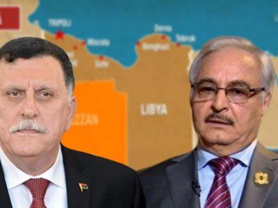 Libye : Haftar Sarraj cessez-le-feu